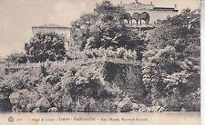 Cartolina Postale - Lago di Como / Lenno - Balbianello - Villa March. Arconati-V