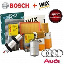 Kit tagliando 4 FILTRI AUDI A4 (B8) 2.0 TDI