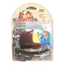 New listing Penn Plax Apple Garden Cup - Seed, Feed, or Water Cup for Birds / Bird Feeder