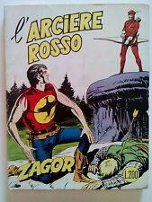 Zagor n. 112 di Guido Nolitta/Sergio Bonelli - L'Arciere Rosso * ed. Bonelli