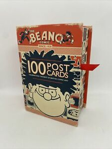 The Beano Comic Collection Postcards Dennis the Menace Gnasher Bash Street Kids