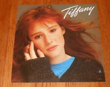 Tiffany Poster 2-Sided Flat Square Promo 12x12