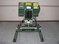 Mepla Mat 1500 hinge boring machine 220 Volt 1 phase