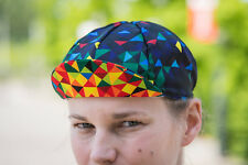 Kaleidoscope Cap AM Cycling