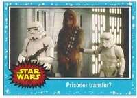 2015 Star Wars Journey To The Force Awakens #33 Prisoner transfer Topps
