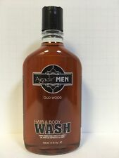 AGADIR MEN HAIR & BODY WASH OUD WOOD - 17oz