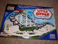 Coasterdynamix - CDX Blocks Little Dipper Roller Coaster Model Toy
