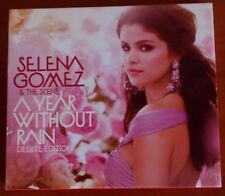 SELENA GOMEZ AND THE SCENE- CD+DVD DELUXE EDITION 2010 (COMO NUEVO)