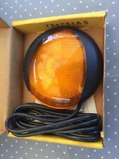 led flashing amber strobe beacon emergency light