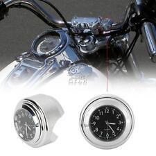 Motorcycle Handlebar Mount Clock Fit Honda Shadow Aero Phantom VLX VT750 VT1100