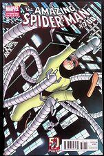 Marvel Comics! Amazing Spider-Man #700! Fifth Print Variant! Near Mint- 9.2!