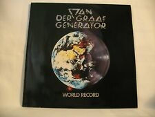 Van der Graaf Generator - World Record,12'' vinyl, LP,9124 001, 1976