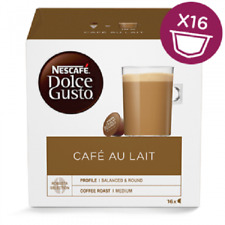 Nescafe DOLCE GUSTO Cups  up to 110 Capsuls (5 FLAVORS)