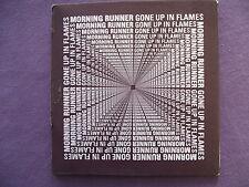 Morning Runner - Gone Up In Flames. Promo CD Single