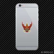 Thai Emblem Cell Phone Sticker Mobile Thailand flag THA TH