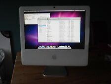 "Apple iMac A1208 17"" 2006 2.0GHz Core 2 Duo 320GB 2GB"