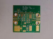 RO4350 PCB for Hittite Frequency Divider HMC36XS8G + HMC43XMS8G