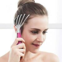 Electric Massager Scalp Head Full Body SPA Vibrating Massage Brush Tool