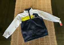 Baby Boy PUMA Toddler Blue Track Jacket Long Sleeve Zip Up Jacket Sz 24M Months