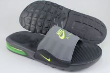 NIKE AIR MAX CAMDEN SLIDE ANTHRACITE/VOLT/DARK GRAY SPORT SANDALS 95 90 MEN SIZE