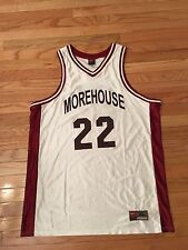 Morehouse Tigers NCAA Nike Team Game Style Basketball Jersey Men's Size XL