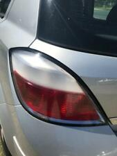2005 HOLDEN ASTRA AH LEFT HAND SIDE TAIL LIGHT, FROSTED INDICATOR, 10/04 - 08/09