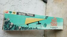 The Wing Thing Gilbert American Flyer 1963 Air Plane