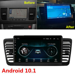 For 2003-09 Subaru Outback Legacy 9'' Android 10.1 Car Radio GPS Navigation MP5