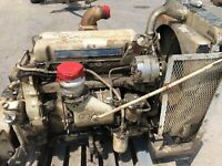 Detroit 4-53 Engine; TESTED RUNNER!!! Model 50437101; GM Detroit 453