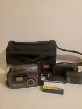 JVC GR-AX920U Camcorder 36X Digital Camara With Batery Charger and bag
