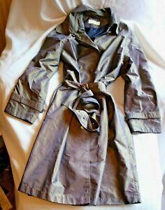 Dannimac ladies 2 tone coat - size L