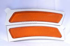Front Bumper Side Marker Reflector Light Lamps One Pair For 2014 428i 435i