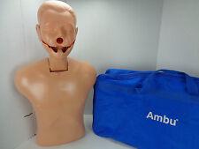Ambu CPR Pal Manikin Mannequin Mouth2Mouth Training Adult Dummy 259004000 SKUC B