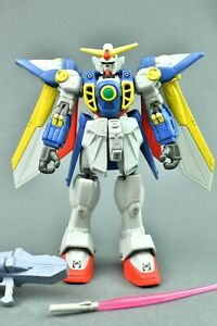 Mobile Suit Gundam Wing Transforming Wing Gundam Deluxe Figure Bandai