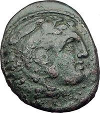 KASSANDER killer of Alexander the Great's FAMILY Ancient Greek Coin Horse i64935