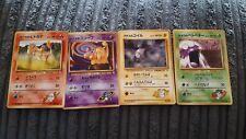 Pokemon Japanese Gym Leader Cards Lot
