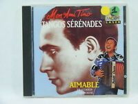 AIMABLE Mon ami Tino Tango accordéon CD Chanson Française vintage 30's 40's 50's
