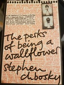 The Perks of Being a Wallflower by Stephen Chbosky (Paperback Book 2009)