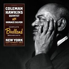 Coleman Hawkins - Complete Birdland Broadcasts [New CD]