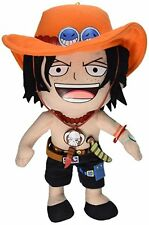 ONE PIECE Portgas D. Ace Anime Plush Great Eastern GE-52552