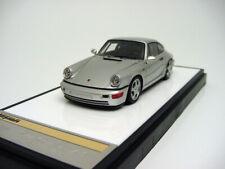 1/43 Make Up Company VM139D Porsche 964 Carrera RS Club Sport Silver Miniwerks