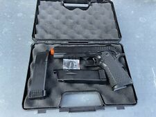 Novritsch SSP1 Airsoft Pistol with case and extra mag