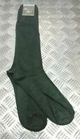 Genuine Italian Military Forces Army Socks (OD) - 80% Wool - BRAND NEW