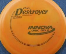 Swirly! Early Run Patent Numbers Innova Pro Destroyer 172 gm
