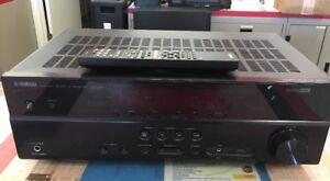 YAMAHA HTR-3067 AV receiver With Remote