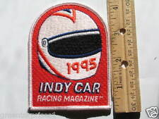 1995 Indy Car Racing Magazine Racing Patch, (#359) *(**)