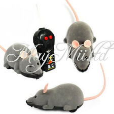 Electronic Remote Control Mouse Toy for Trick/Playing with Cat/Dog G
