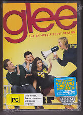 Glee - The Complete First Season - DVD (7xDisc Region 4 PAL) Brand New Sealed