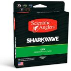 SCIENTIFIC ANGLERS SHARKWAVE GPX WF-4-F #4 WEIGHT FWD FLOATING FLY LINE STEALTH