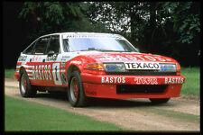 354073 ROVER SDI 3500 auto da corsa 1982 A4 FOTO STAMPA